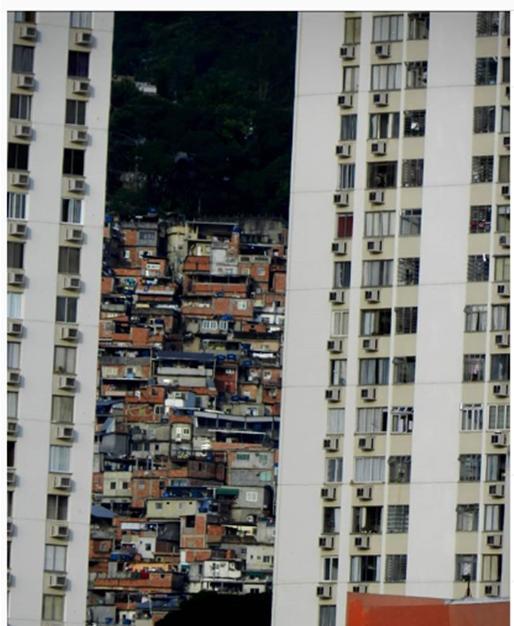 Urbanização nua e crua
