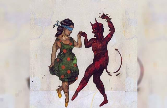 O quarto do Diabo.