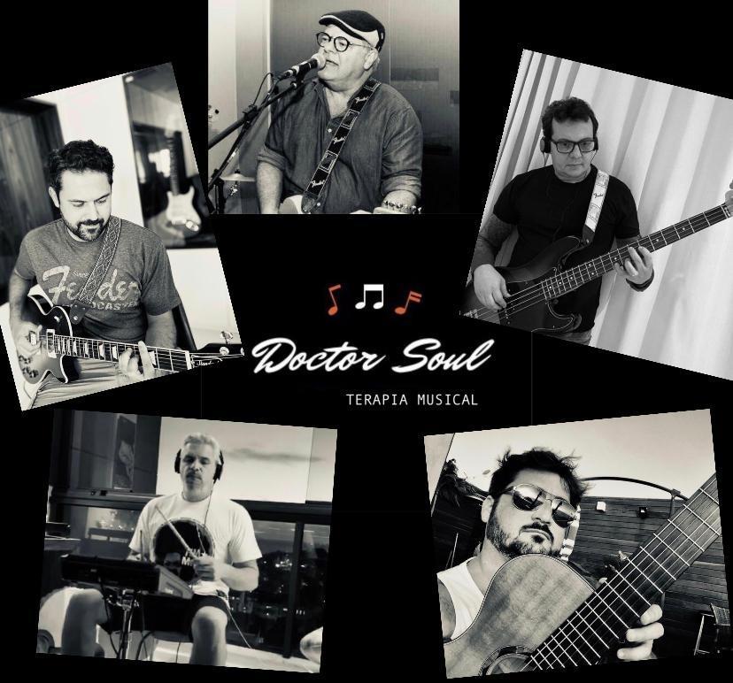 Doctor Soul A banda lança uma versão exclusiva da música Sunday Morning do Maroon5.