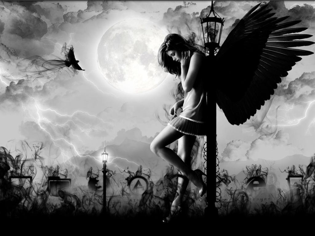 Deixem os Anjos brincarem na terra do Limbo