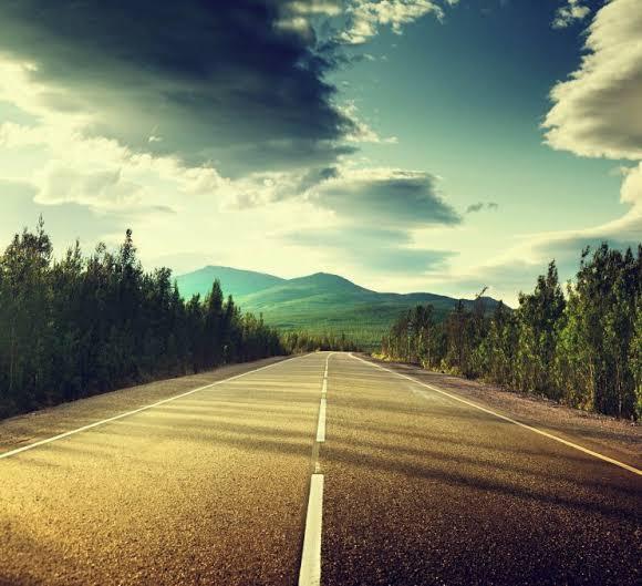 Estrada dos sonhos.