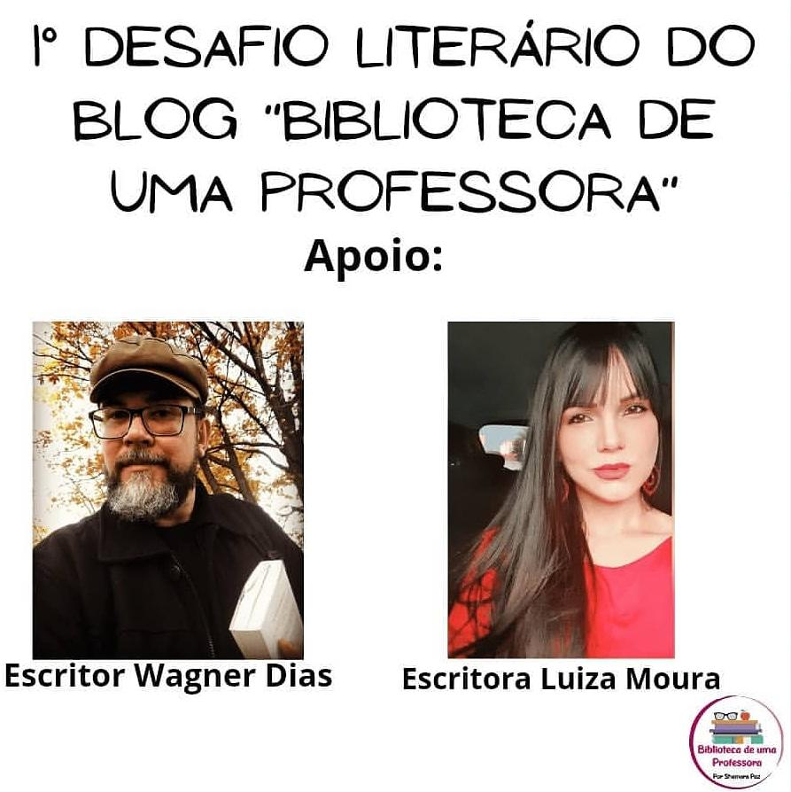Desafio Literário do Blog