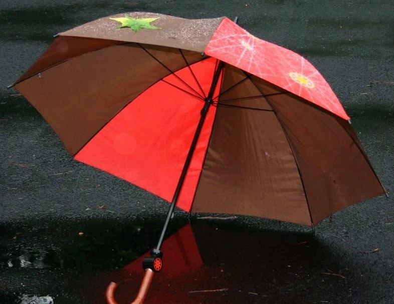 Sob o ouvido do guarda-chuva(O mundo réstia)