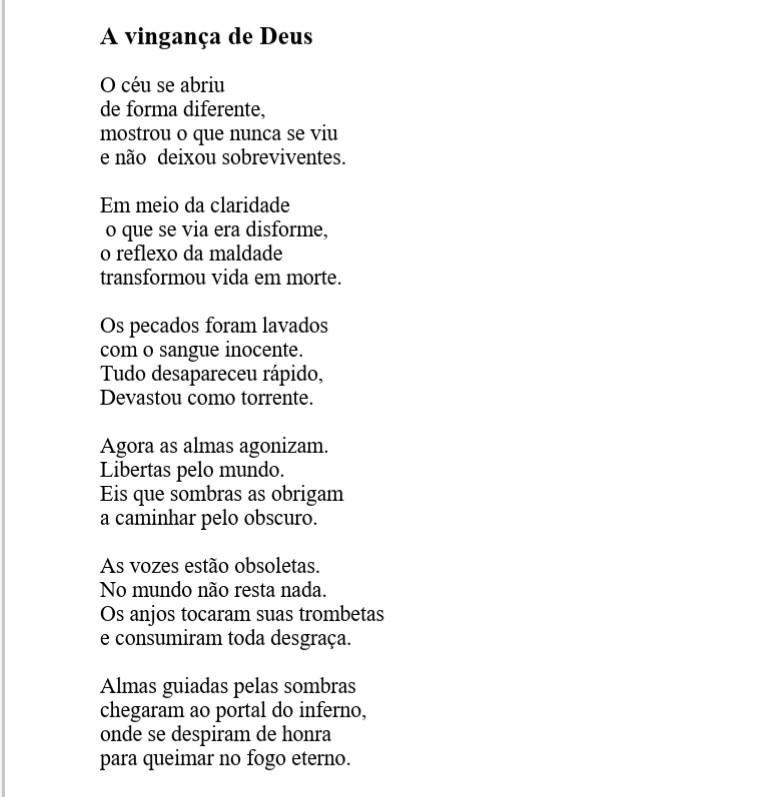 Poema do Livro Entre Linhas e Percepções: Abstração em Versos, por Janis Lana