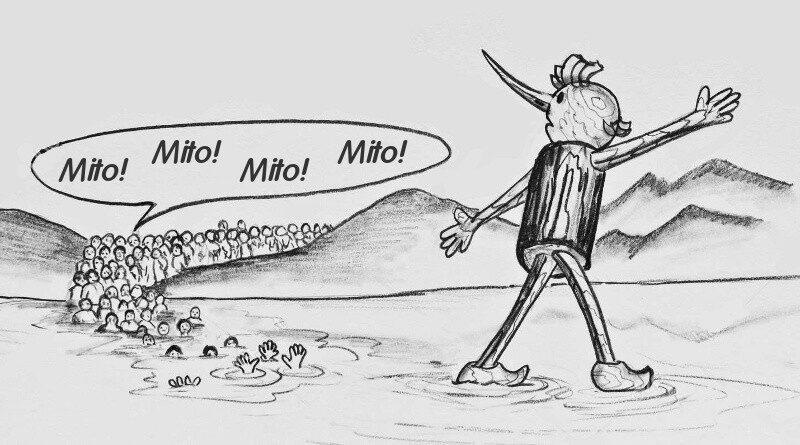 O mito que não mita