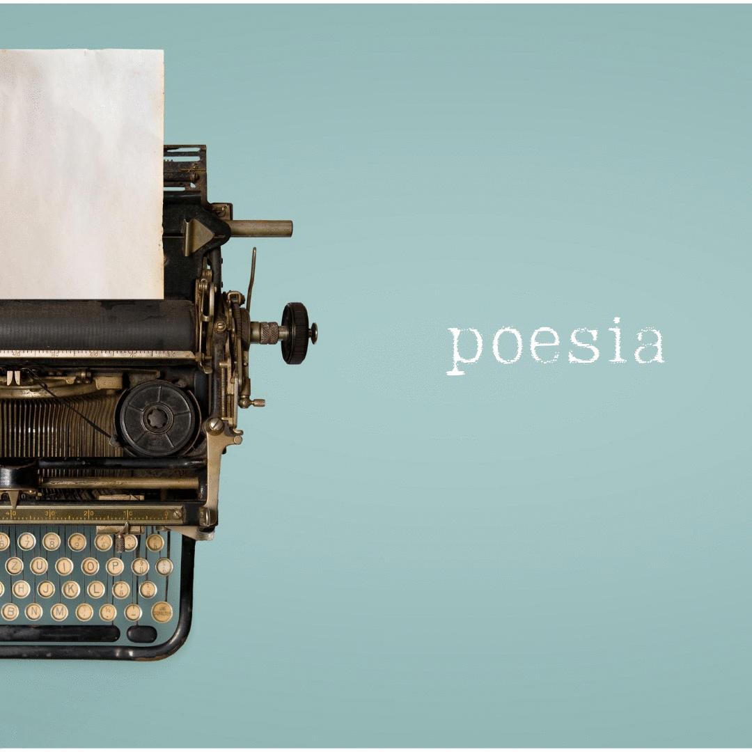 poesia é graça.