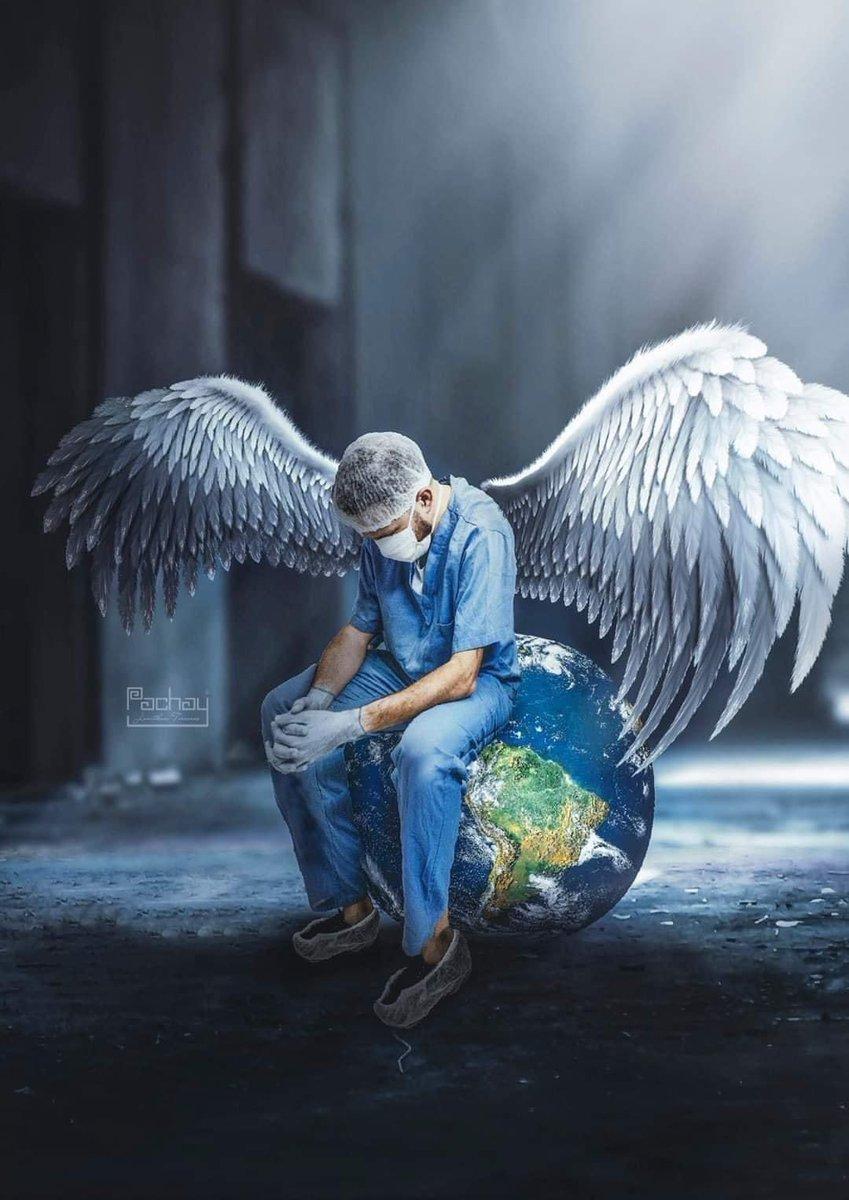 Anjos de Jalecos