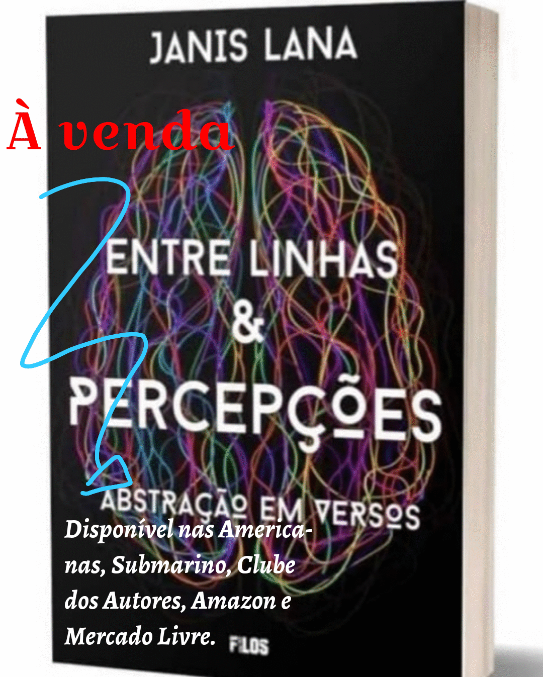 Entre Linhas e Percepções Abstração em Versos por Janis Lana
