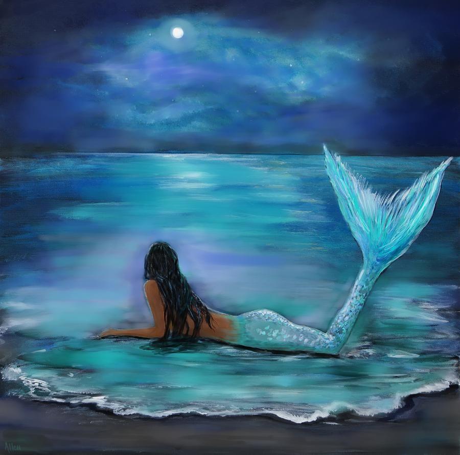 Sereia sem mar