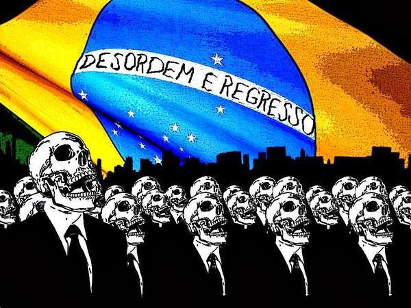 Prazer pátria desalmada Brasil