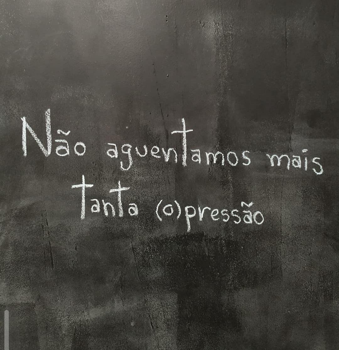 (O)PRESSÃO