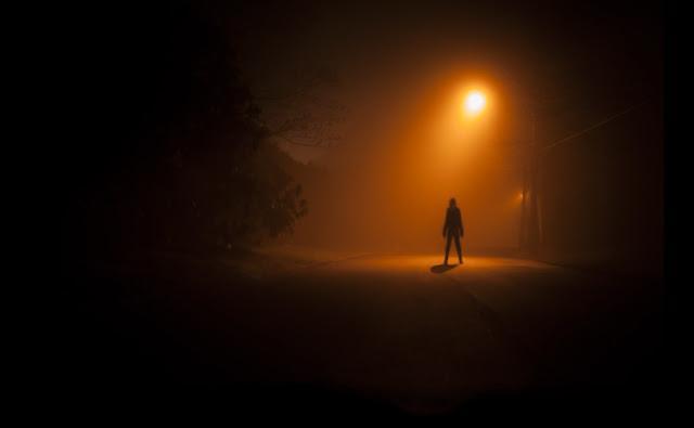 A rua do sopro Escuro