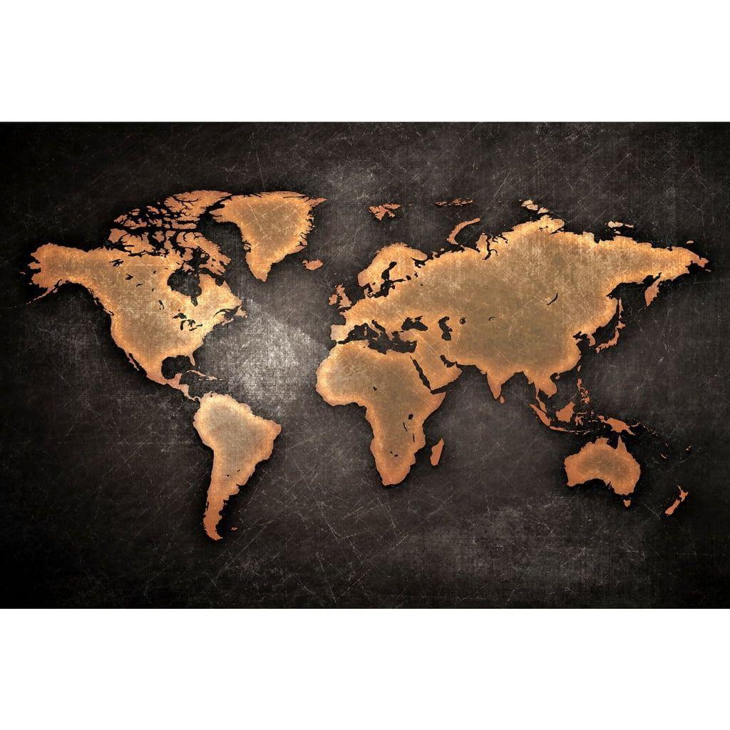 Um Mapa Recém Formado