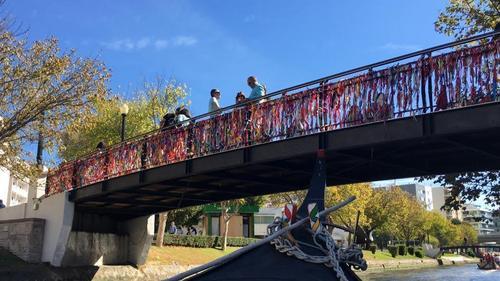 A ponte da amizade