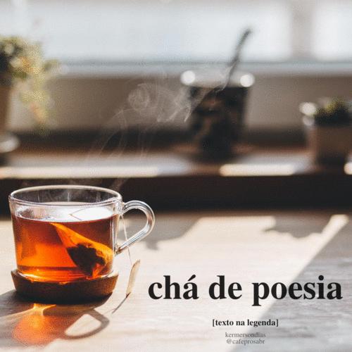Chá de Poesia