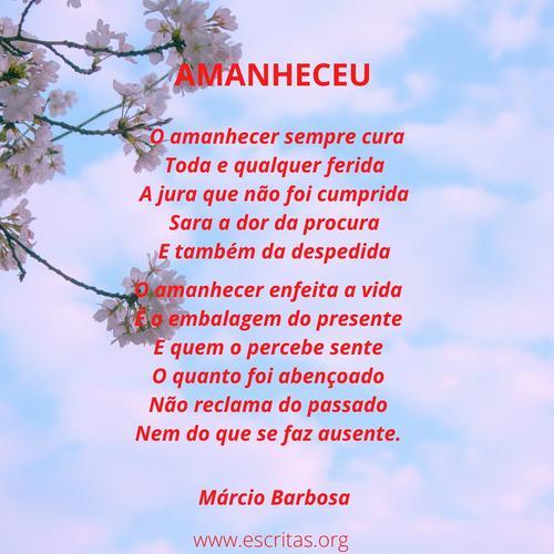 AMANHECEU