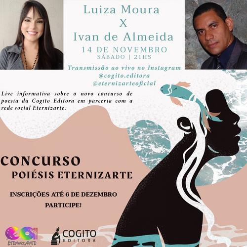 Live informativa sobre o concurso- 14/11 @eternizarteoficial