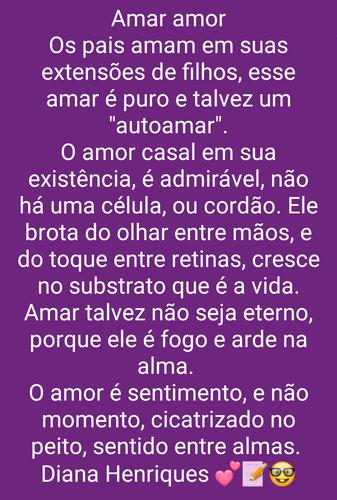 Amar amor
