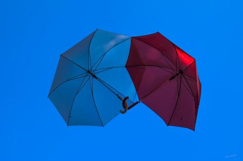 Pipas de guarda-chuvas