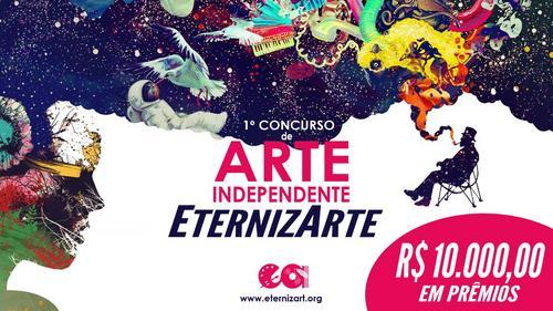 Artista, compartilhe sua arte com o mundo e ainda concorra a R$ 10.000,00 em prêmios!
