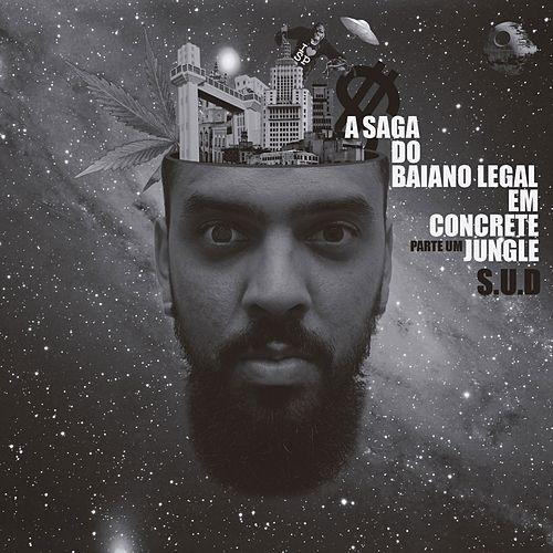 A saga do baiano legal em concrete jungle