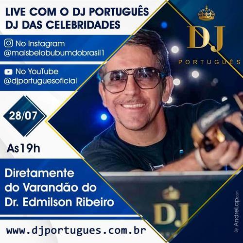 Live no Varandão do Doutor Edmilson Ribeiro