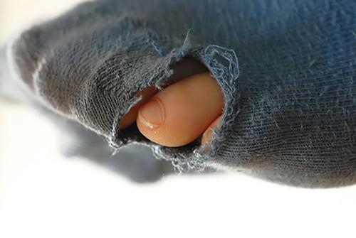 As Meias Malvadas Dos Sapatos Bons