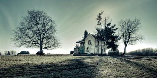 A casa dos odores ectoplásmicos