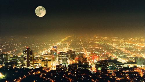 A constelação da cidade