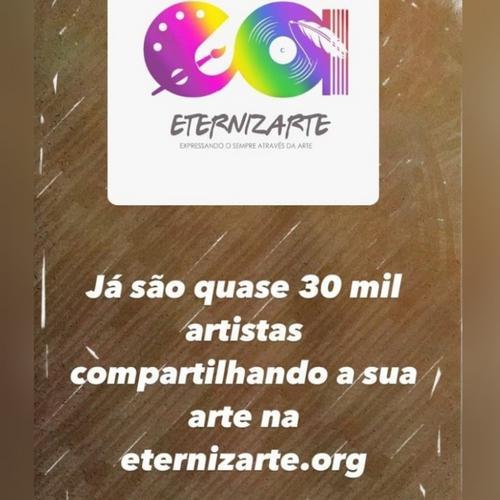 A EternizArte é feita por vocês e para vocês!