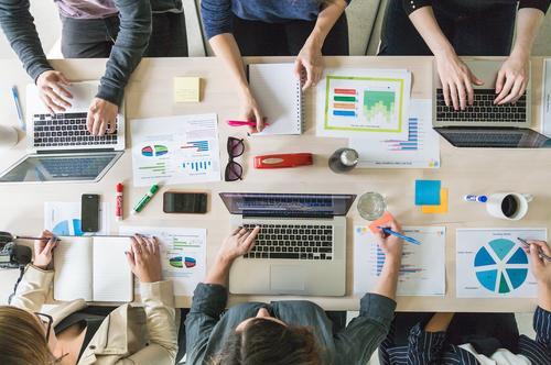 Como está a gestão com a sua equipe?