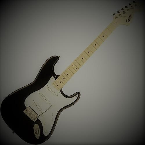 Minha guitarra, minha parceira