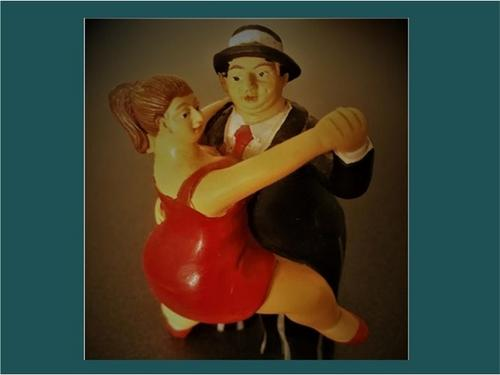 Tango na alcova